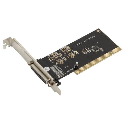 LPT контроллер ORIENT XWT-SP04V2 контроллер pci e orient xwt pe1s1pv2 com lpt oem