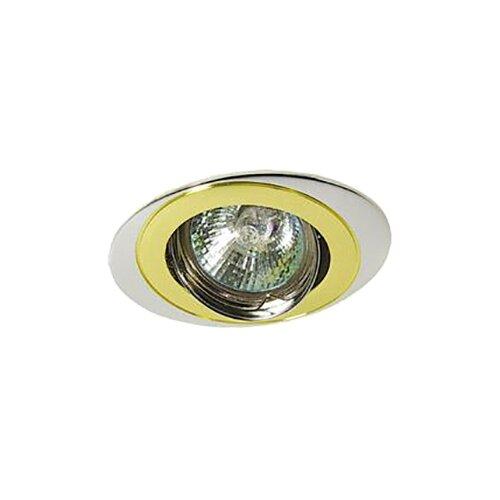 Встраиваемый светильник Акцент светильник встраиваемый акцент wl 670 хром