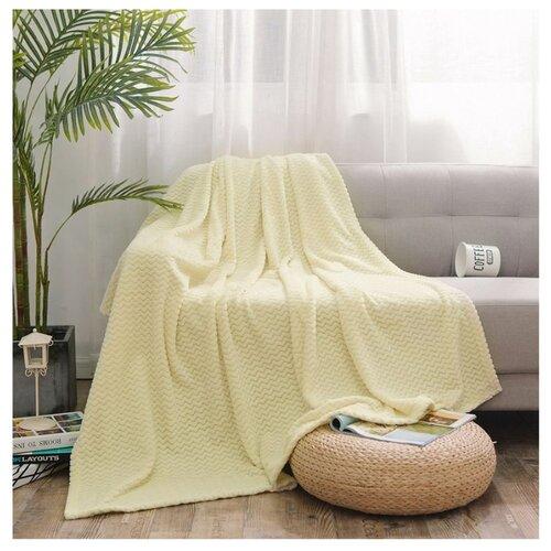 Плед Cleo Royal plush 150х200 см платье домашнее cleo cleo mp002xw0txhx