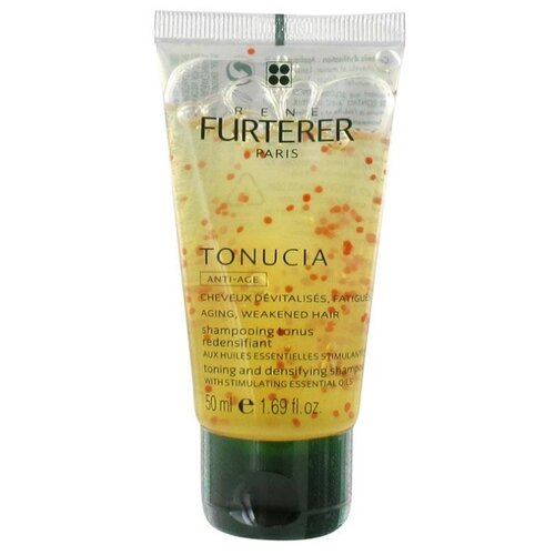 Rene Furterer шампунь Tonucia carthame для сухих волос крем защитный 75 мл rene furterer carthame