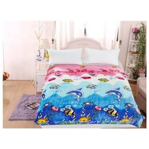 Плед Cleo Бамбино 150x200 см платье домашнее cleo cleo mp002xw0txhx