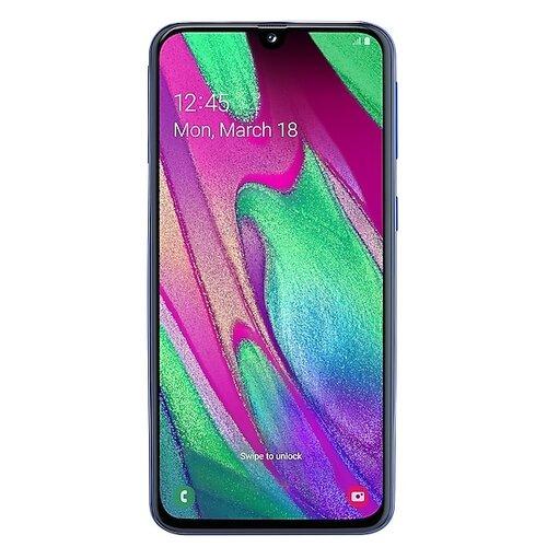 Смартфон Samsung Galaxy A40 64GB смартфон
