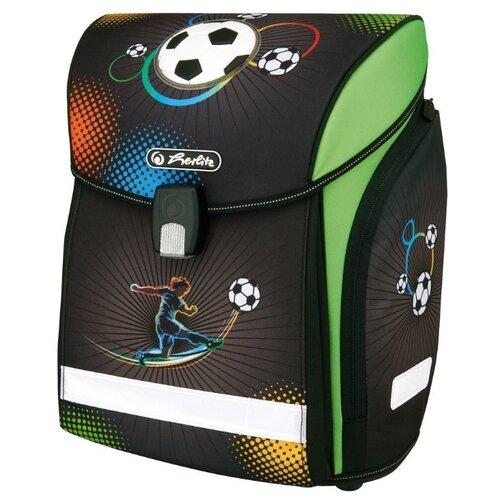 Herlitz Ранец New Midi Soccer herlitz рюкзак bliss soccer