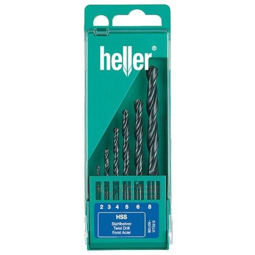 Набор сверл Heller 17732 0