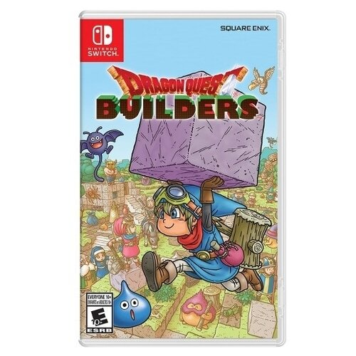 Dragon Quest Builders library builders