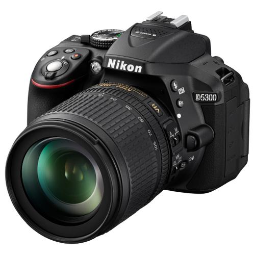 Фото - Фотоаппарат Nikon D5300 Kit фотоаппарат