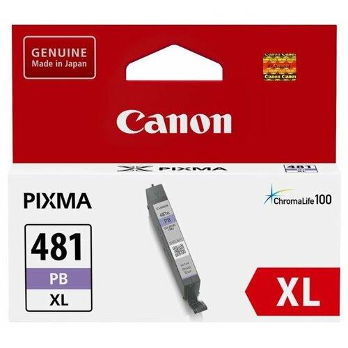 Фото - Картридж Canon CLI-481PB XL картридж canon cli 481pb xl 2048c001 для canon pixmats8140ts ts9140 голубой