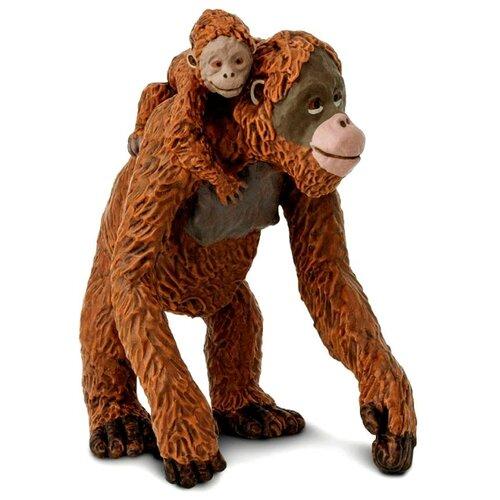 Фигурка Safari Ltd Орангутан с finder talisman ltd