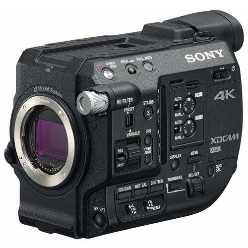 Фото - Видеокамера Sony PXW-FS5 видеокамера sony hdr cx405b black 30x zoom 9 2mp cmos 2 7 os avchd mp4 [hdrcx405b cel]