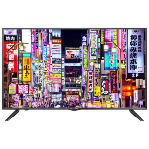 Фото - Телевизор NATIONAL NX-40TF100 телевизор