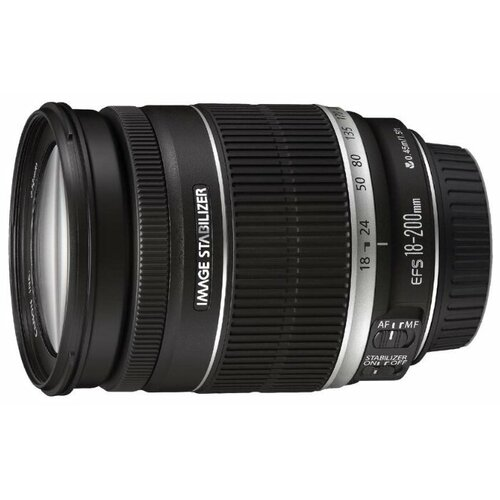 Фото - Объектив Canon EF-S 18-200mm f англо русский русско английский школьный словарь 18000 слов
