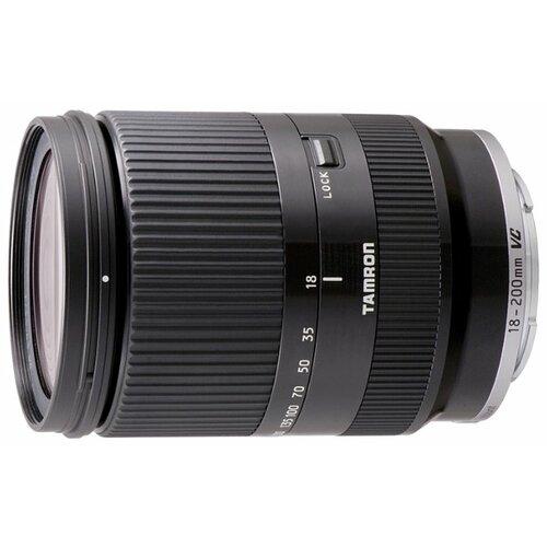 Фото - Объектив Tamron AF 18-200mm f объектив tamron af 18 200mm f 3 5 6 3 di iii vc sony e black