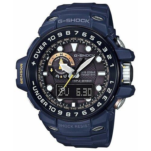 Наручные часы CASIO GWN-1000NV-2A casio casio gwn 1000h 2a