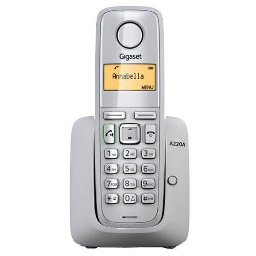 Радиотелефон Gigaset A220A радиотелефон