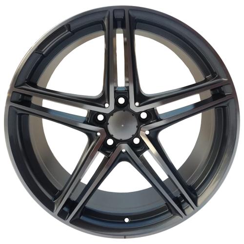 Фото - Колесный диск Powcan BK5252 колесный диск powcan 5053