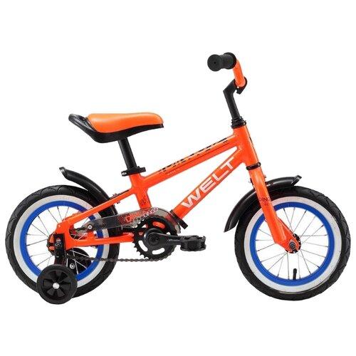 Детский велосипед Welt Dingo 12 велосипед welt rockfall 1 0 27 2019
