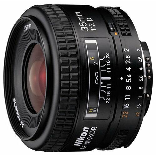 Фото - Объектив Nikon 35mm f 2D AF объектив nikon 50mm f 1 4d af