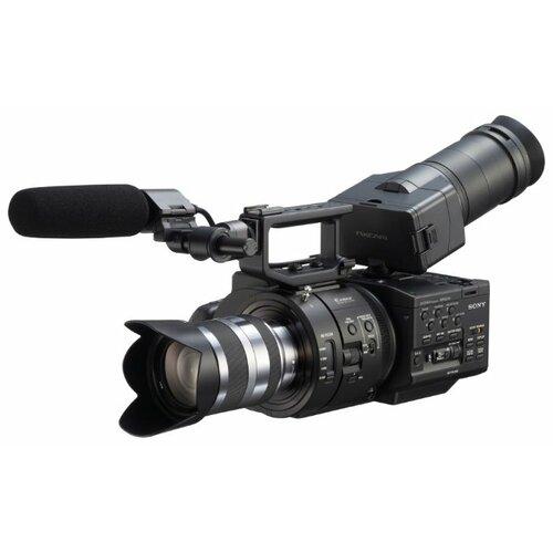 Фото - Видеокамера Sony NEX-FS700EK видеокамера sony hdr cx405b black 30x zoom 9 2mp cmos 2 7 os avchd mp4 [hdrcx405b cel]