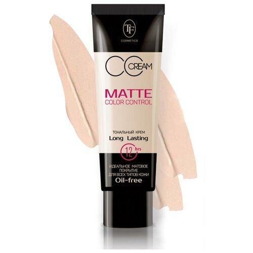 TF Cosmetics CC крем Matte пальто berkytt 92188730 54 176 синий 54 176 размер