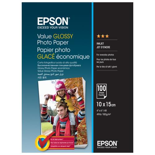Фото - Бумага A6 100 шт. Epson Value лосьон против выпадения волос kapous profilactic 100 мл