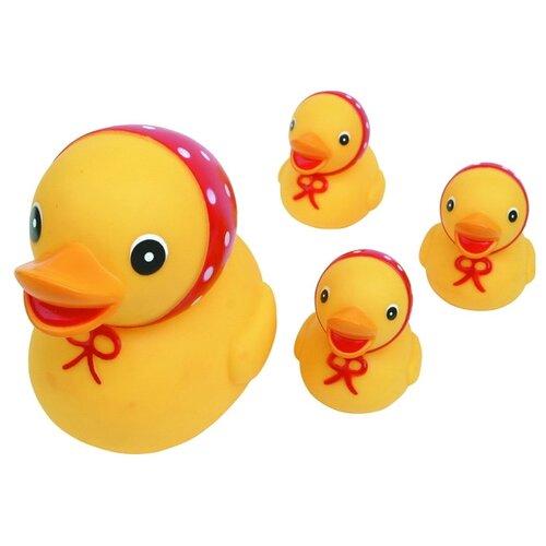 Набор для ванной Курносики курносики 25110 набор игрушек брызгалок для ванны гномики 3 шт