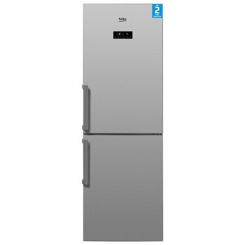Холодильник Beko CNKR5296E21S beko rcnk270k20w white холодильник