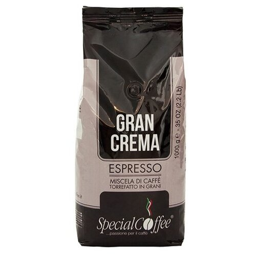 Кофе в зернах Special Gran Crema