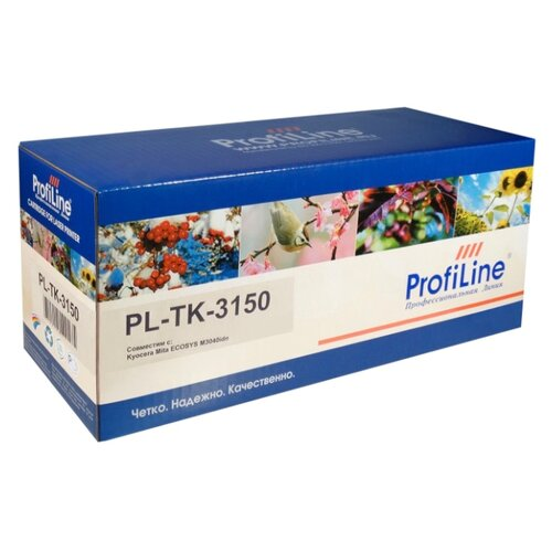 Фото - Картридж ProfiLine PL-TK-3150 картридж profiline pl c8061x