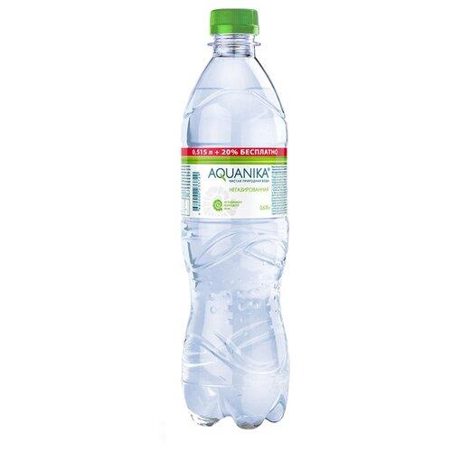Вода минеральная Акваника