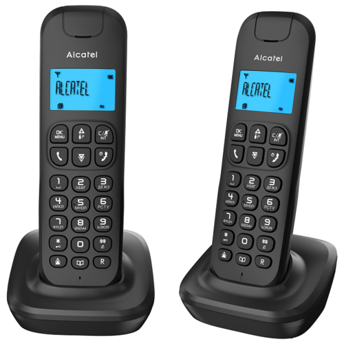 Радиотелефон Alcatel E132 Duo радиотелефон