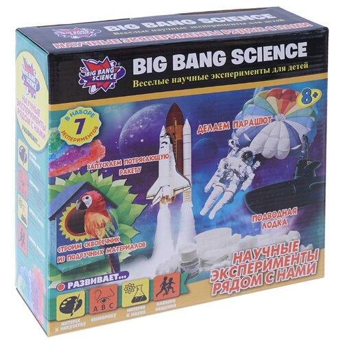 Набор Big Bang Science Научные