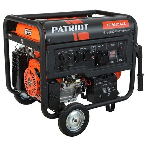 Бензиновый генератор PATRIOT GP