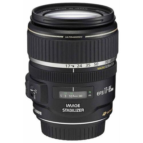 Фото - Объектив Canon EF-S 17-85mm f объектив canon ef 85mm f 1 8 usm