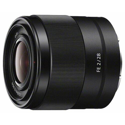 Фото - Объектив Sony FE 28mm f 2 объектив sony sel 70200 e mount fe 70–200 мм f2 8 gm oss