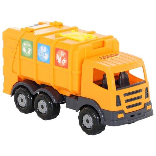 Фото - Мусоровоз Полесье Престиж 71743 полесье набор игрушек для песочницы 468 цвет в ассортименте