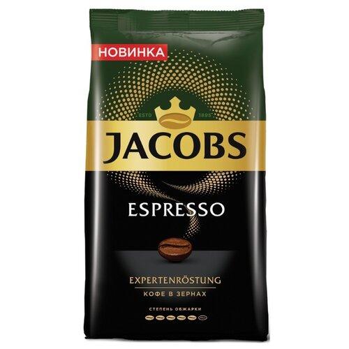 Кофе в зернах Jacobs Espresso
