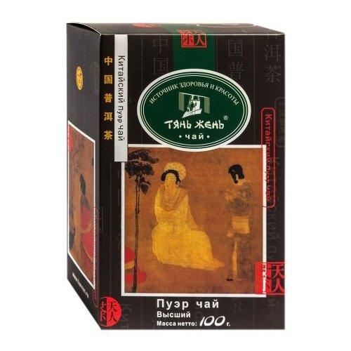 Чай пуэр Тянь-Жень Китайский Пуэр