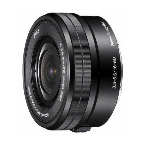 Фото - Объектив Sony 16-50mm f 3.5-5.6 объектив