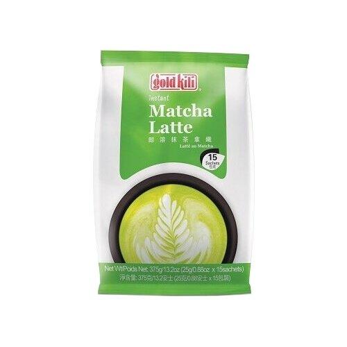 Чайный напиток Gold kili Matcha имбирь натуральный gold kili пакетированный 80 г 20 саше