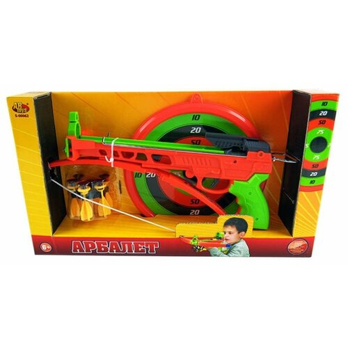 Арбалет ABtoys S-00062 арбалет s s toys со световыми эффектами сс75478