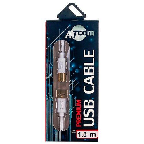 Кабель Atcom Premium USB-A -