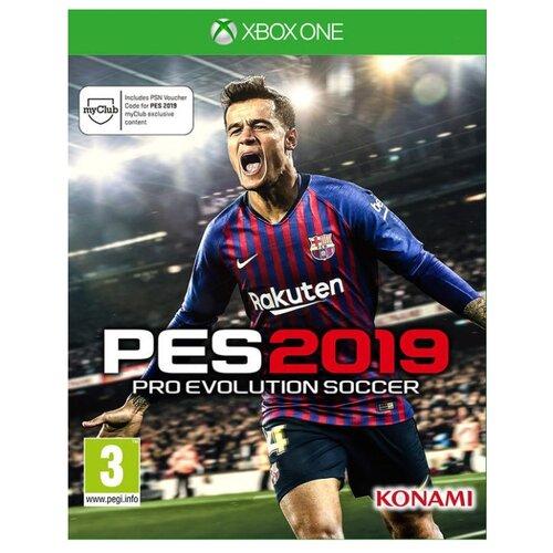 Pro Evolution Soccer 2019 pro evolution soccer 2019 ps4