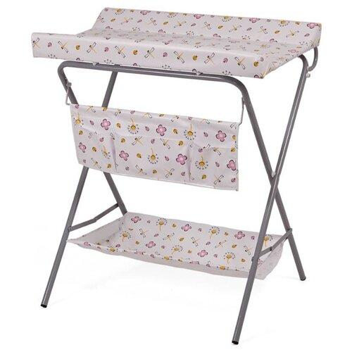 Пеленальный столик Polini столы детские baby desk многофункциональный настенный пеленальный столик babydesk
