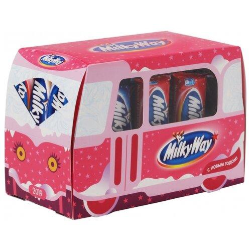 Набор конфет Milky Way Трамвай подарочный набор milky way кормушка 155 г