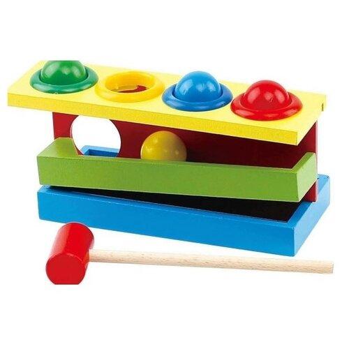 Стучалка Наша игрушка Шарики и