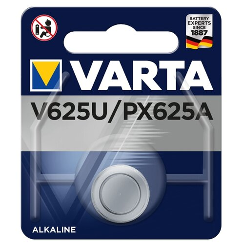 Фото - Батарейка VARTA V625U батарейка v13 ga varta lr44 sr44 v357 ag13 zn mno2