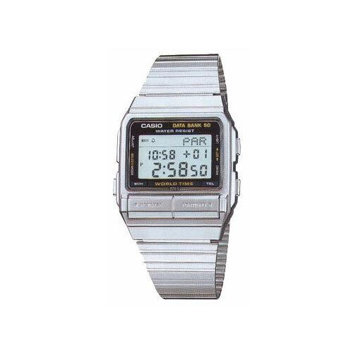 Наручные часы CASIO DB-520A-1A casio db 380 1
