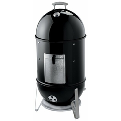 Коптильня Weber Smokey Mountain Cooker 47 см, 50х50х106 см