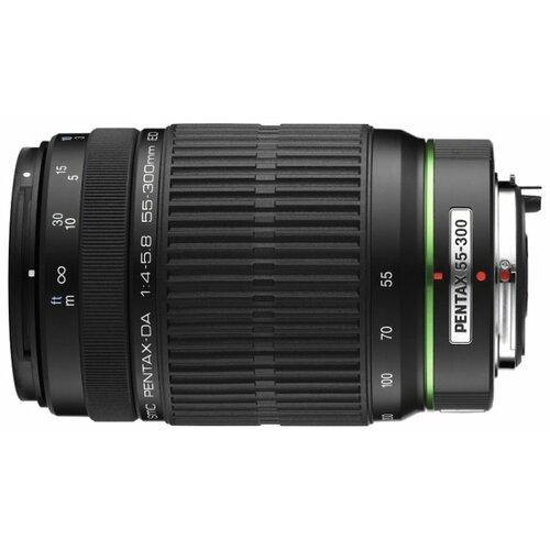 Фото - Объектив Pentax SMC DA 55-300mm объектив