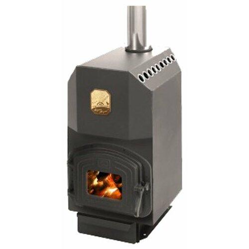 Дровяная печь Теплодар ТОП 300 отопительная печь теплодар топ 200 со стальной дверцей
